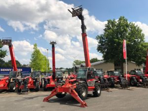 MANITOU MT 1740 SL TURBO