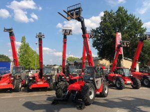 MANITOU MT 1030 EASY 75D ST3B